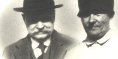 Gustav Lorentz och Maria Charlotta
